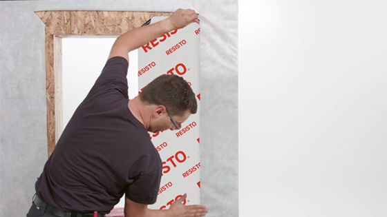 Installation Guide - All-Weather Flashing Tape - Step 3