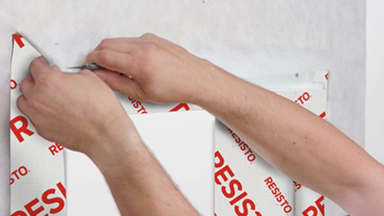 Installation Guide - All-Weather Flashing Tape - Step 6