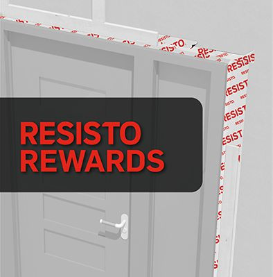 RESISTO Rewards - Window Tape