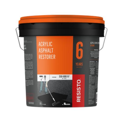 ACRYLIC ASPHALT RESTORER 6 YEARS Product