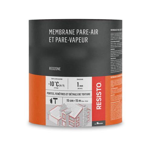Produit MEMBRANE PARE-AIR ET PARE-VAPEUR REDZONE