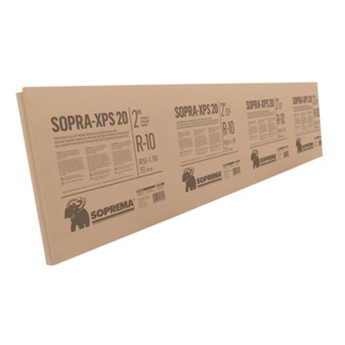 Produit SOPRA-XPS 20