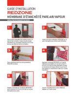 Guide d'installation Redzone