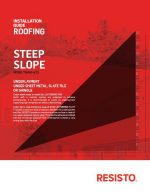 resisto_slope_guide_conventional_slope_sheet_metal_cover